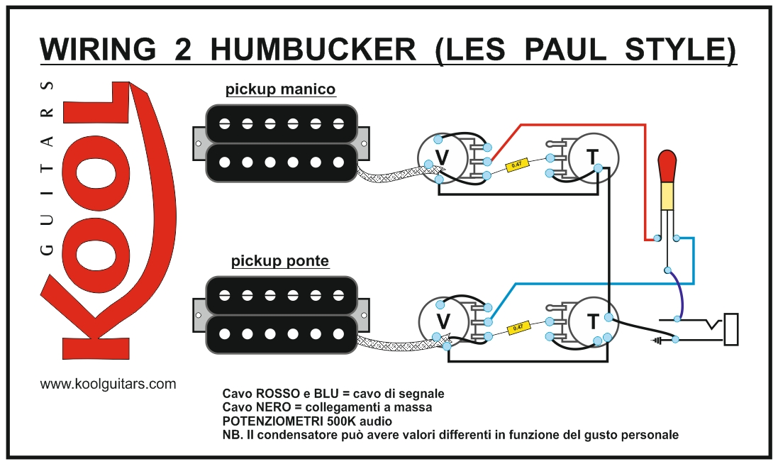 EP 4144 000 Wiring Kit For Gibson Jimmy Page Les Paul p 4447 in addition Neck And Bridge Pickups Together together with Wiring Diagram For Fender Deluxe Precision B further Fender Deluxe Power Strat Wiring further Wiring A Start Capacitor. on telecaster wiring diagram kit