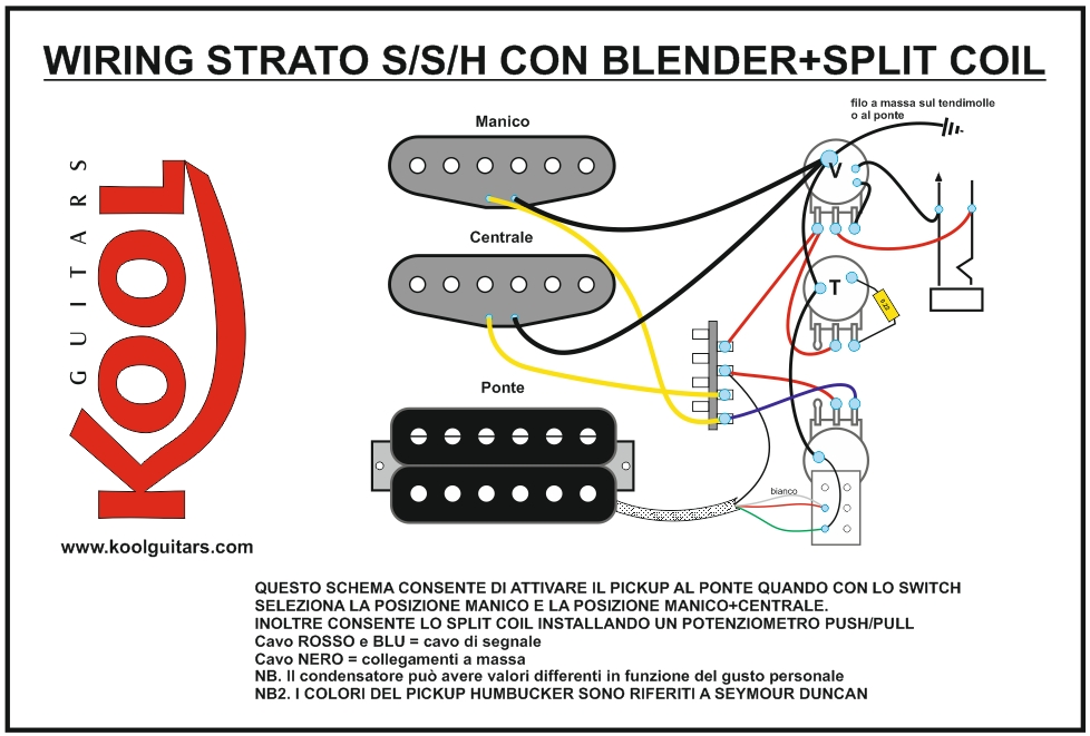 Schema Cablaggio Fender Stratocaster : Fender esquire wiring free engine image for user